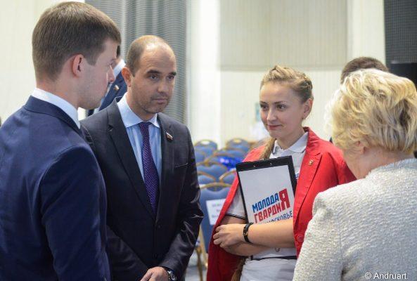 Рузские единороссы приняли участие вобластной Конференции