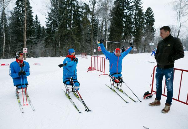 Поморские лыжники споражением ОДА стартовали вчемпионате РФ