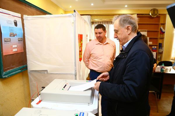 Выборы вЛюберцах: Участок для голосования можно найти при помощи особой программы