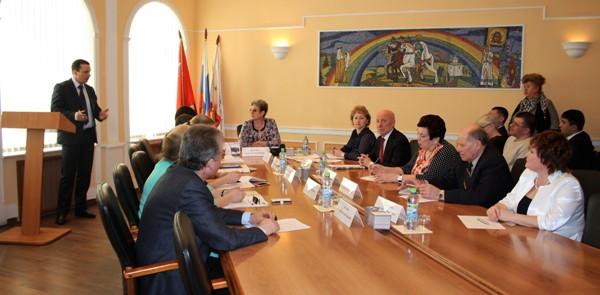 В Дмитрове обсудили реализацию проекта «Городская среда»