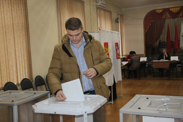 Явка навыборах вКлину на10:00 составила более 1,5%